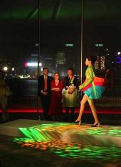 BSLT centenary fashion show in Hong Kong
