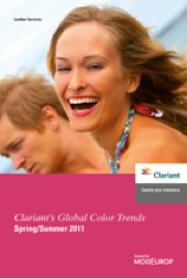 Clariant's colour forecasts